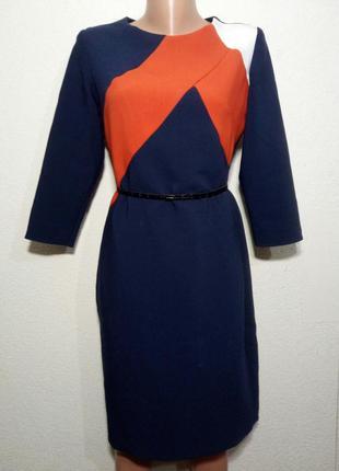 Платье миди прямого силуэта р м от f-f большой выбор!