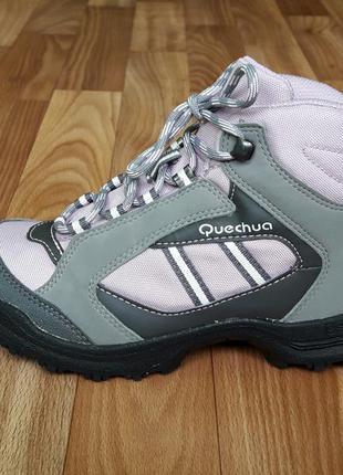 Ботинки quechua 35 р.