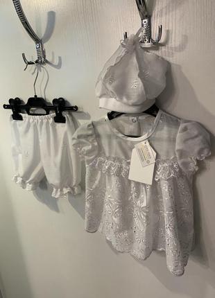 Детский костюм на девочку chico
