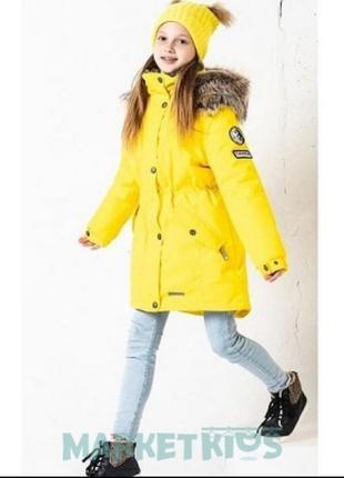 Парка, пальто lenne в идеальном состоянии