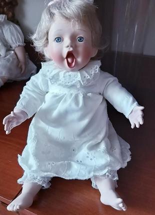 Фарфоровая кукла от эштон дрейка