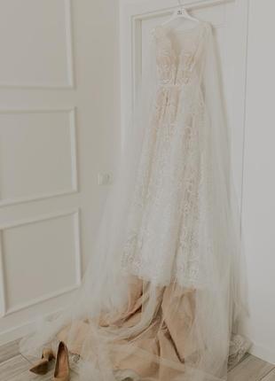 Свадебное платье ricca sposa