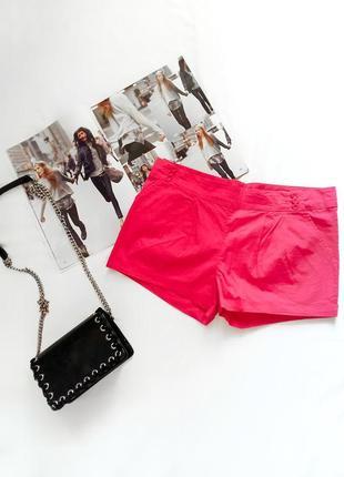 Розовые шорты kira plastinina. лето должно быть ярким!