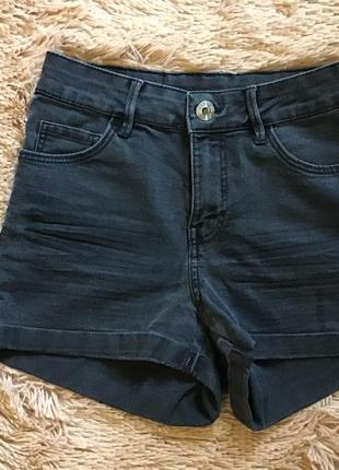 Женские джинсовые шорты ostin