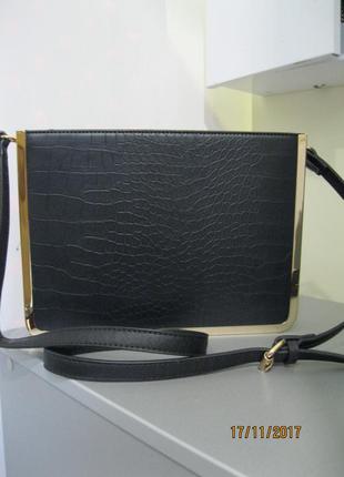 Продам стильну фірмову сумку кросбоді фірми atmosphere limited edition