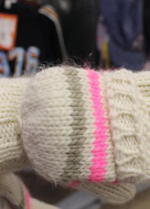Перчатки /варежки c&a