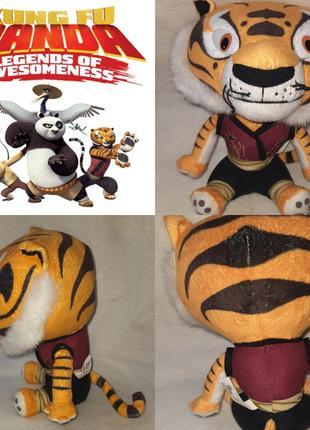 Плюшевый тигр kung fu panda