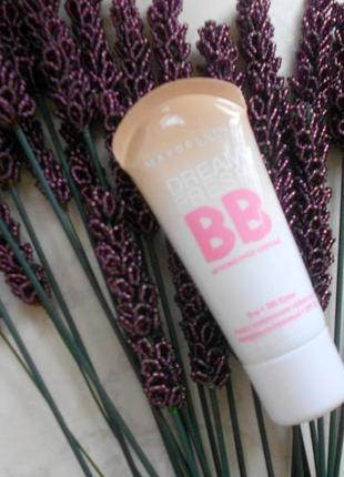 Тональный крем bb крем от maybelline