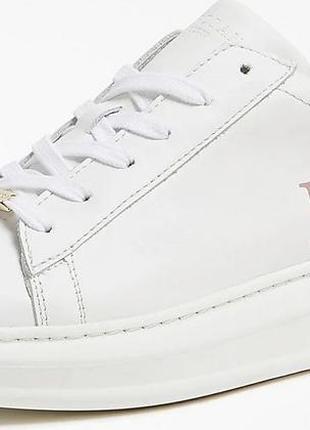 Сникерсы кроссовки marciano guess кожаные