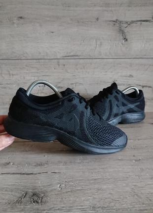 Подростковые кроссовки б/у найк nike revolution 4 38,5р 24,5 см
