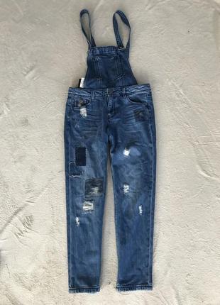 Нові класні джинси комбінезон only