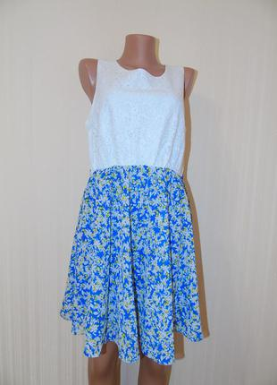 Красивое платье от new look