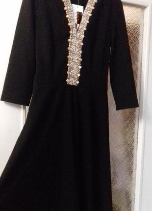 Шикарное платье на 40-44 раз