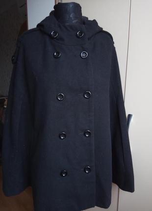 Пальто-кейп vero moda