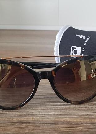 Брендовые итальянские солнцезащитные очки, оригинал