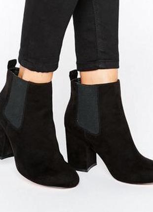 Тренд челси ботинки h&m
