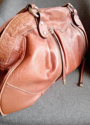 Кожаная сумка gerry weber