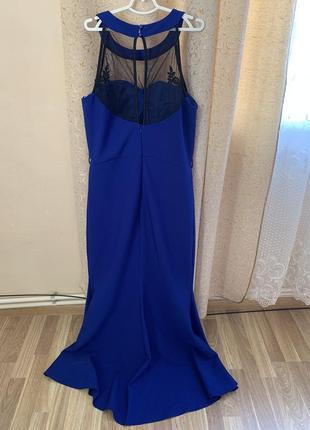 Плаття-рибка, вечірня сукня по фігурі