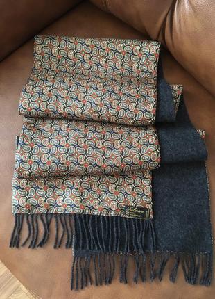 Шерсть шёлк красивый шерстяной шарф шелковый