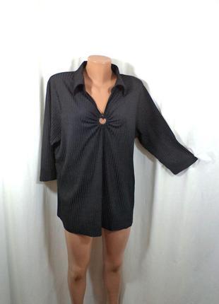 Блузки больших размеров