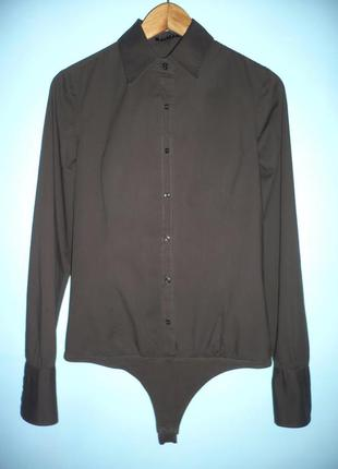 Рубашка-комбидресс sisley, р. м