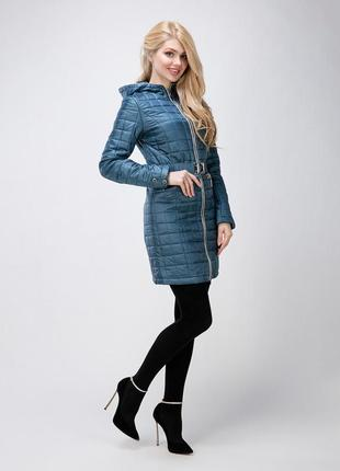 Стеганное пальто/куртка chiago