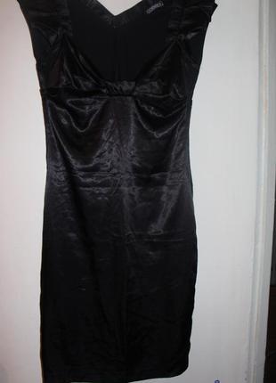 Строгое нарядное платье