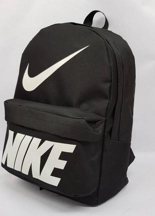 Рюкзак nike найк черный