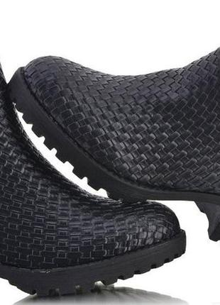 Ботинки   утепленные р 38 quintina