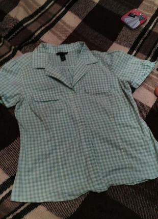 Супер рубашка h&m