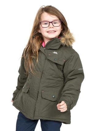 Термо парка  , пальто , куртка  оригінал trespass