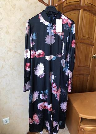 Супер платье летнее женское 48р