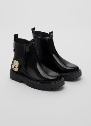 Ботинки mikki zara kids