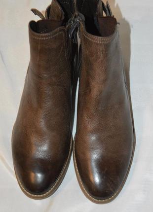 Челсі ботинки шкіра 5th avenue розмір 40 41, челси кожа
