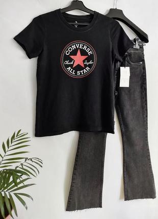 Converse футболка