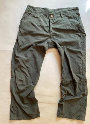 Jack wolfskin шорти штани бриджи туристические трекинговие