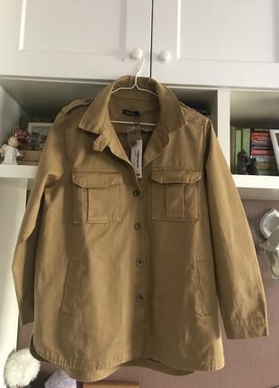 Куртка рубашка