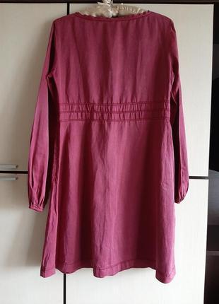Шелковое платье replay5 фото