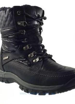 Акція!!!! термоботинки bm footwear, с мембранной sumo- tex р 36-42