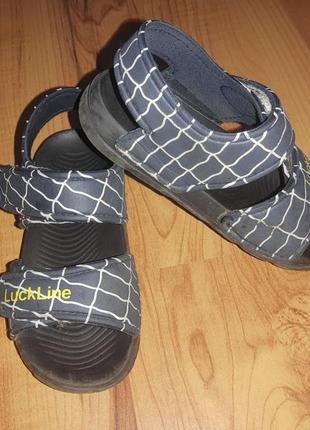 Лёгкие босоножки/ сандали/ аквашузы детские
