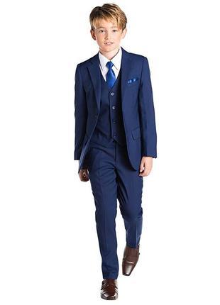 Paisley of london стильный костюм- тройка   на мальчика  5  лет