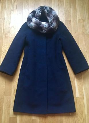 Пальто  corsika( шерсть на синтепоні).