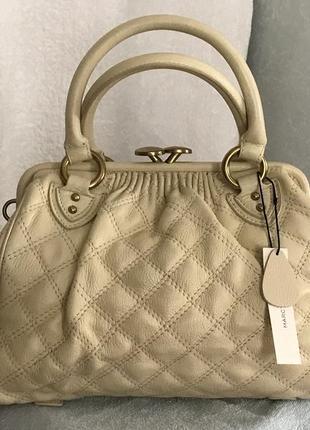 Vip!!!шикарная,брендовая сумка marc jacobs оригинал,америка