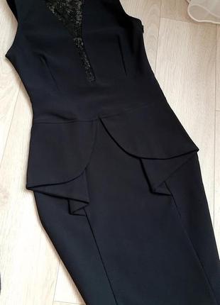 Комплект платье по фигуре и пиджак5 фото
