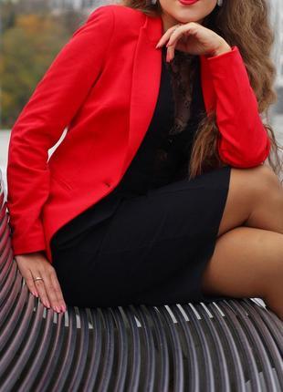 Комплект платье по фигуре и пиджак6 фото