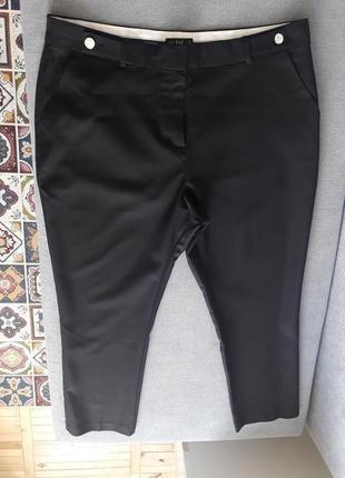 Идеальные зауженые базовые брюки
