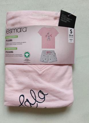 Комплект для дома и отдыха пижама летняя3 фото