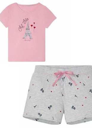 Комплект для дома и отдыха пижама летняя7 фото