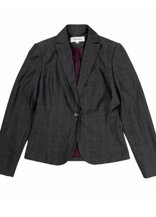 Отличный пиджак calvin klein