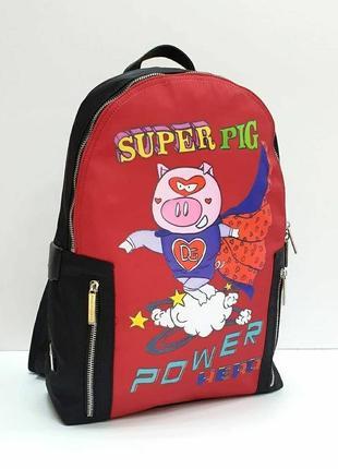 Рюкзак  в стиле dolce gabbana✨🔝✨топ продаж